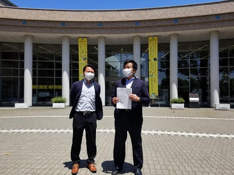 首藤太亮(すどうだいすけ)守谷市議会議員が一般質問デビュー