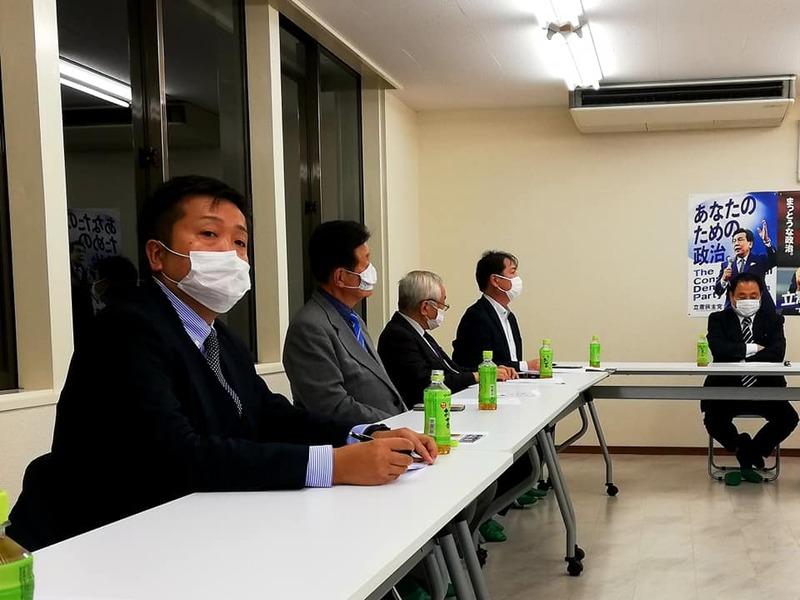 茨城県連常任幹事会が開催され、副代表として、出席してまいりました。
