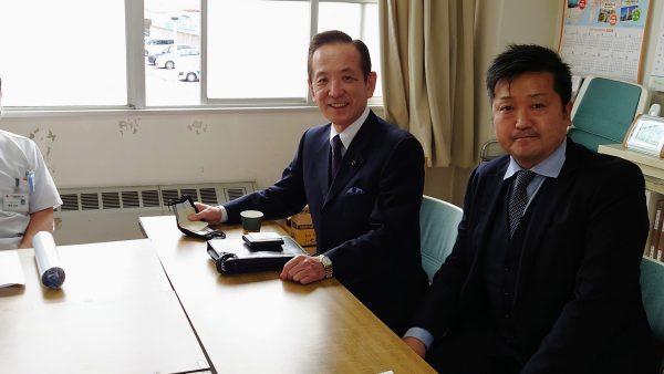 無敗の男、中村喜四郎衆議院議員