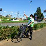 龍ケ崎市を自転車で一周